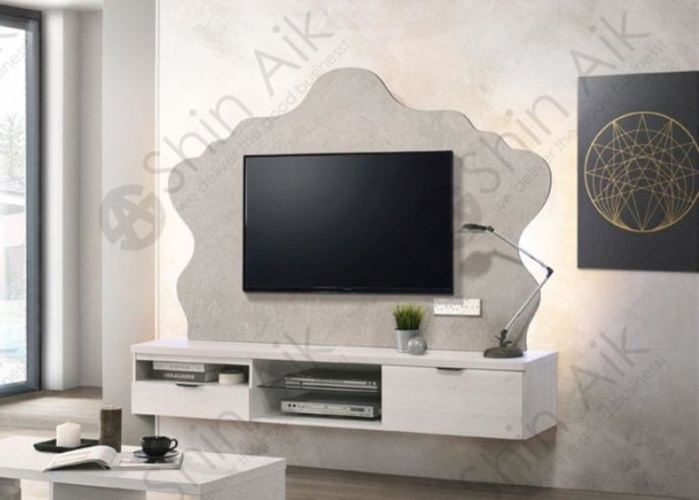 Wall-Mounted TV Cabinet