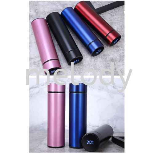 Smart LED Temperature Display Bottle / Vacuum Flask / Thermos / Warm and Cold Bottle / 智能杯/保温杯