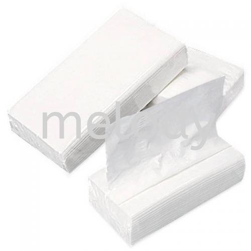 Tissue Kitchen Home Hotel Used Hand Towel Cleaning Tissue (50pcs /pack)