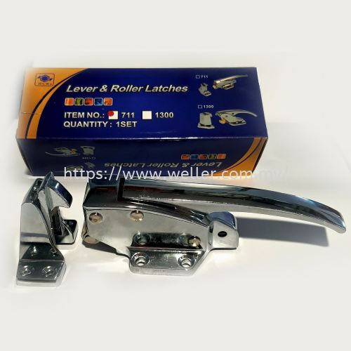 AH-711 LEVER & ROLLER LATCHES
