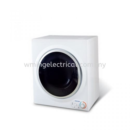 Hesstar 6KG Clothes Dryer Timer Setting Stainless Steel Drum HD-610