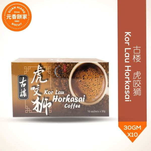 Kor Lau Horkasai Coffee Coffee Malaysia, Perak, Penang Supplier, Suppliers, Supply, Supplies | GH BISCUITS PLT