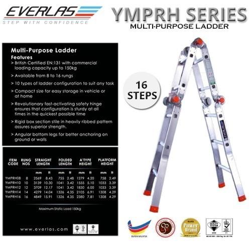 everlast multi purpose ladder 1