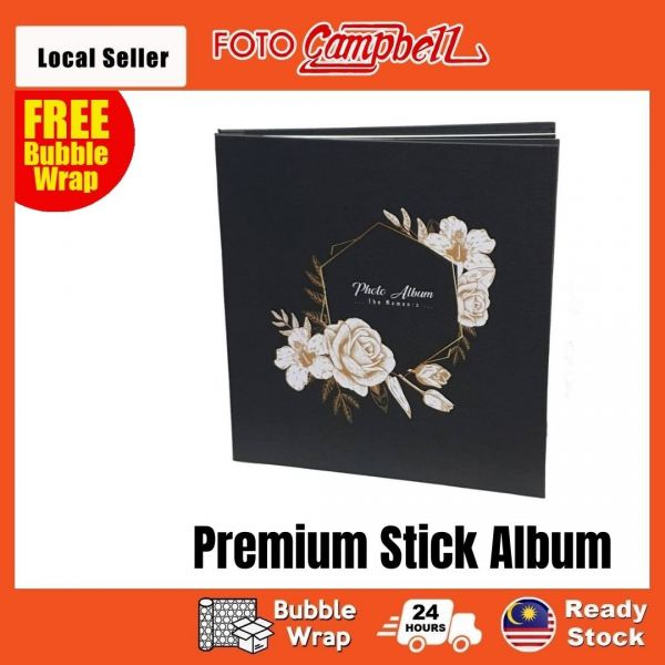 Sticky photo Album£«Box self adhesive(Ready Stock)stick-on album DIY Sticky Album Square( 4 Roll/6 Roll) Selangor, Malaysia, Kuala Lumpur (KL), Shah Alam, Klang Supplier, Suppliers, Supply, Supplies   Foto Campbell