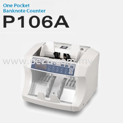 PLUS P106A Banknote Counter (c/w UV Function)