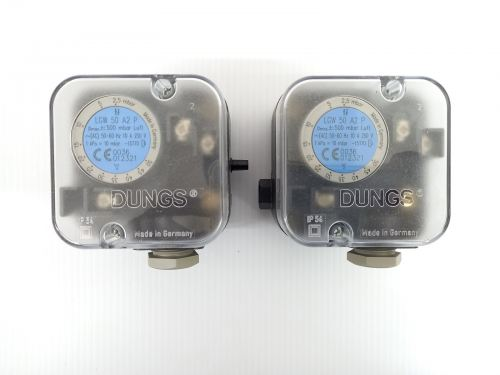 DUNGS Pressure Switches For Air LGW 50 A2 P