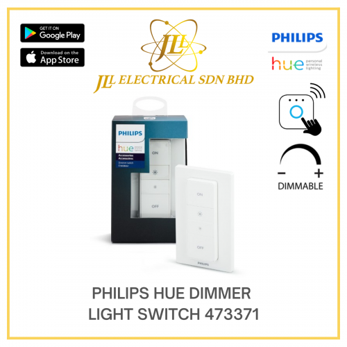 PHILIPS HUE DIMMER LIGHT SWITCH 473371