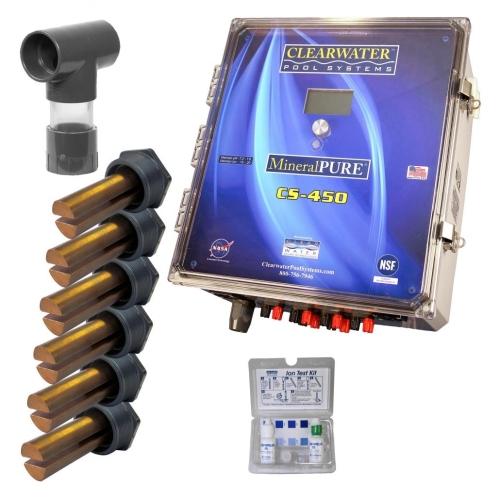 CS-450  Pool Ionization System