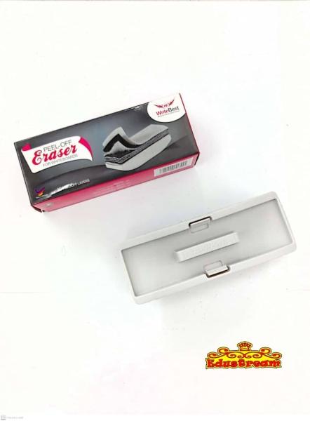 WRITEBEST 10 PEEL-OFF ERASER WHITEBOARD BIG Eraser Writing & Correction Stationery & Craft Johor Bahru (JB), Malaysia Supplier, Suppliers, Supply, Supplies | Edustream Sdn Bhd