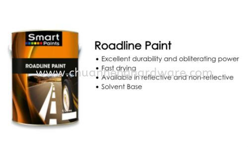 Road line paints supply