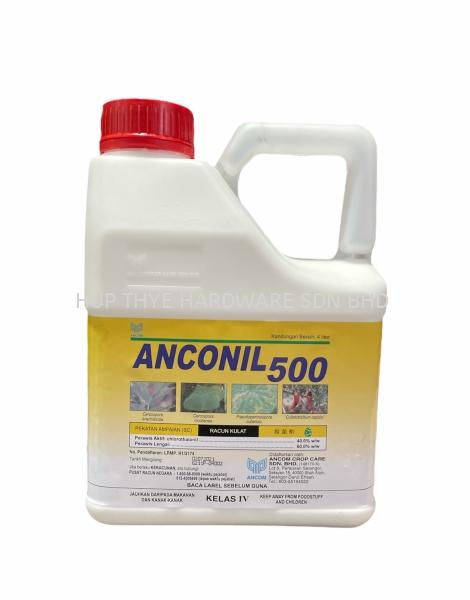 ANCONIL 500 FUNGICIDES AGROCHEMICALS Melaka, Malaysia, Batu Berendam, Krubong, Peringgit Supplier, Wholesaler, Supply, Supplies | HUP THYE HARDWARE SDN BHD
