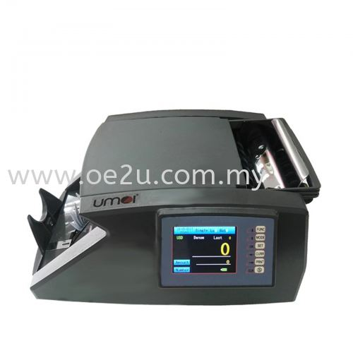 UMEI EC-95iR Banknote Counter (Back Loading & Value Count)