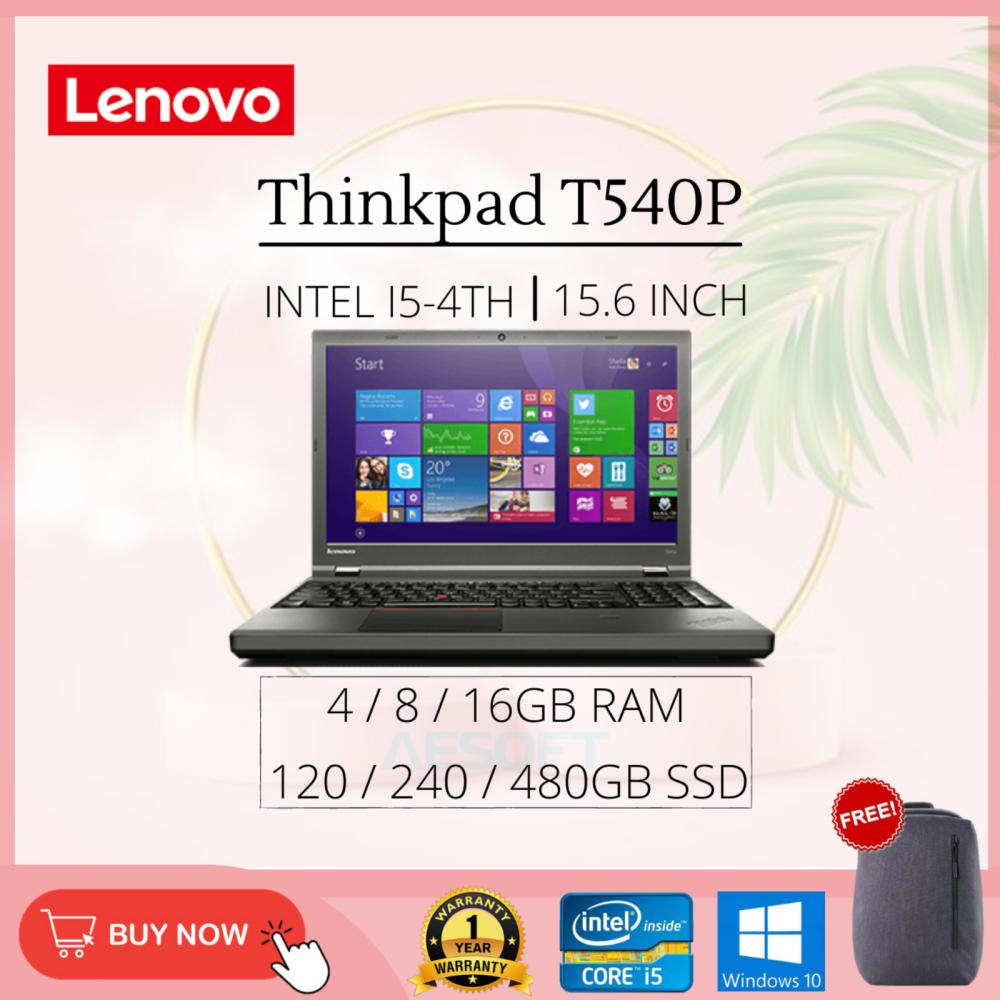 Lenovo Thinkpad T540P / 15.6'' / i5-4th
