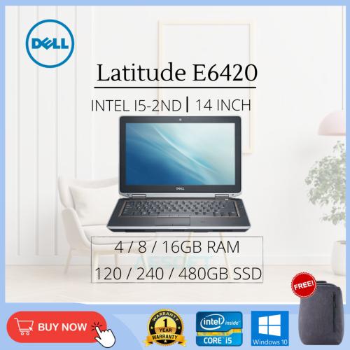 Dell Latitude E6420 / 14'' / i5-2nd