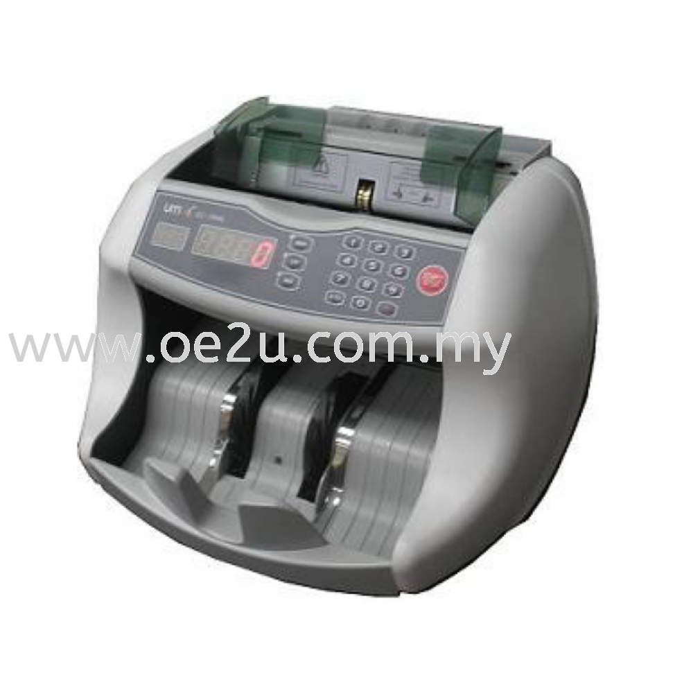 UMEI EC-78MG Banknote Counter (Front Loading & Quantity Count)