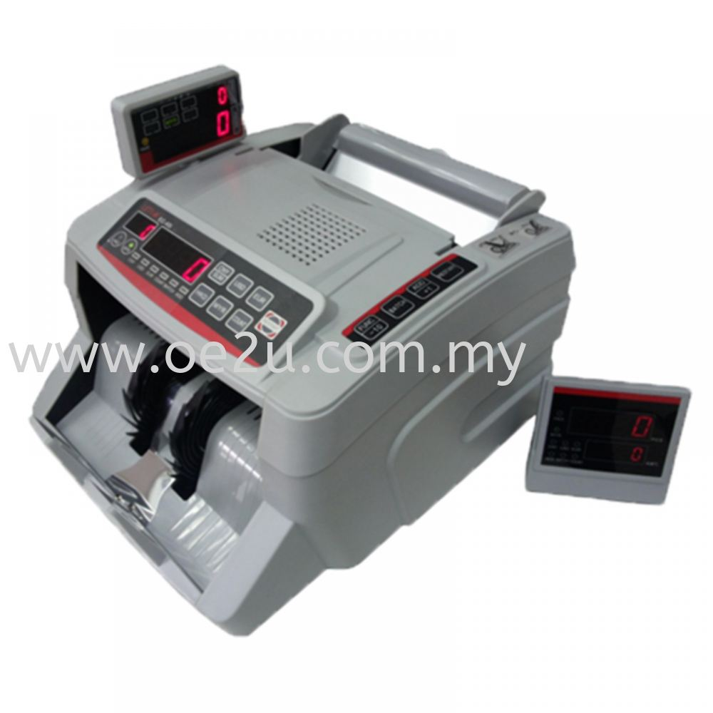 UMEI EC-45i Banknote Counter (Back Loading & Quantity Count)