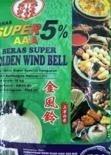 BERAS SUPER GOLDEN WIND BELL 5KG 金凤铃白米