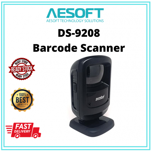 DS9208-Barcode Scanner