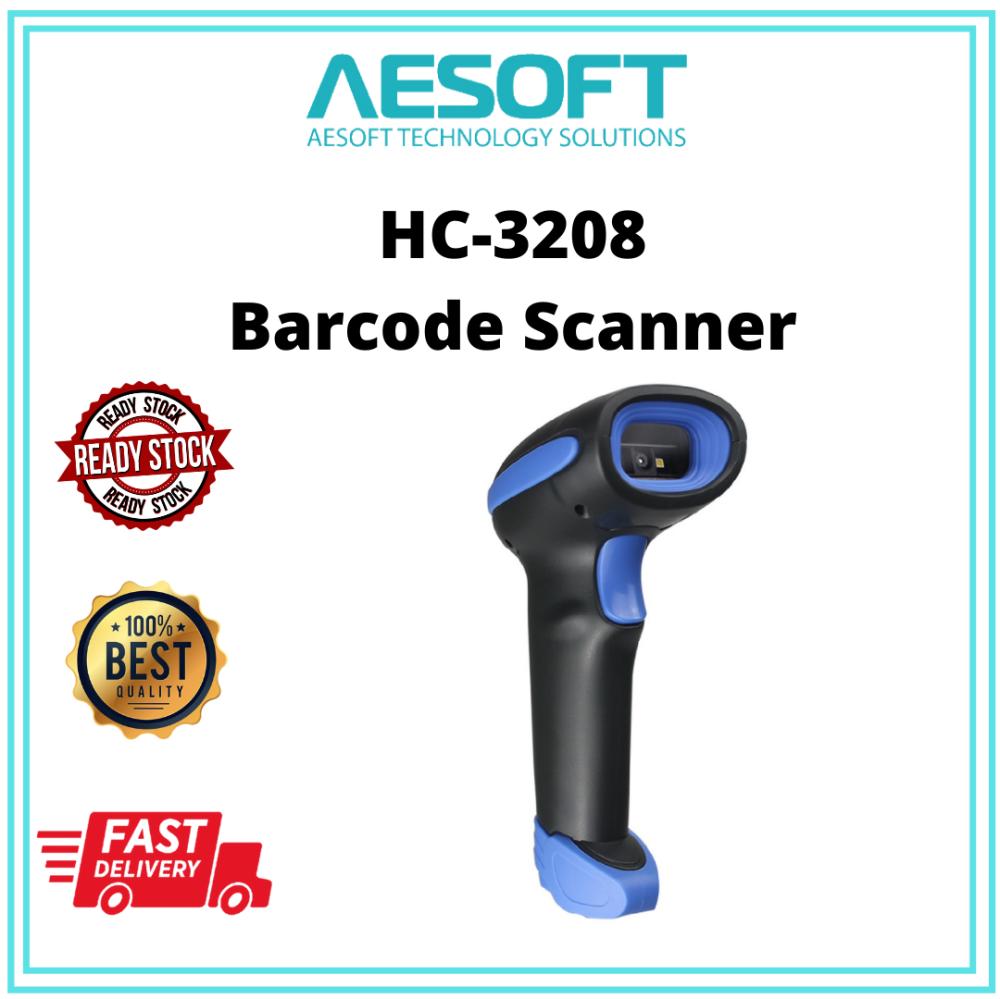 HC-3208-Barcode Scanner