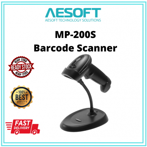 MP200S-Barcode Scanner