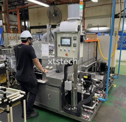 Industrial Automotive Parts Cleaning Machine 💦