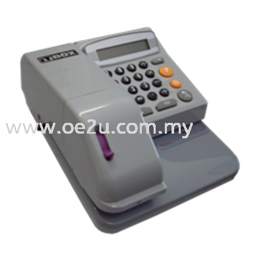 iTBOX MCEC-310 Electronic Cheque Writer (Multi Currency)