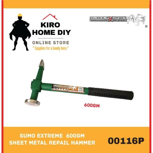 SUMO EXTREME  600 Gram Metal Sheet Hammer - 00116P