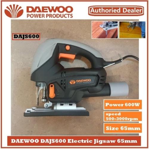 daewoo electric jigsaw 600w