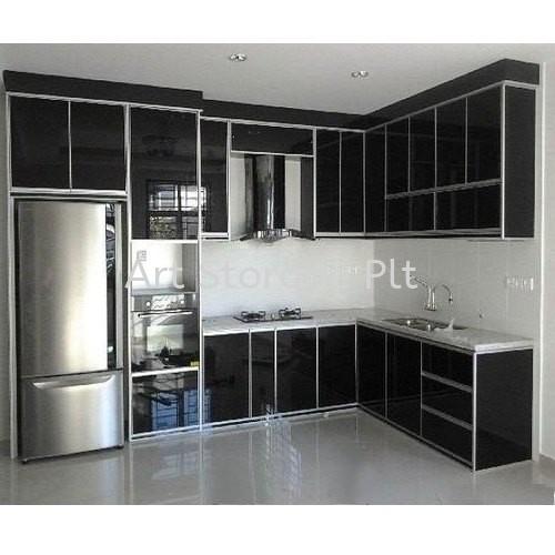 Malaysia Aluminum ACP kitchen cabinet