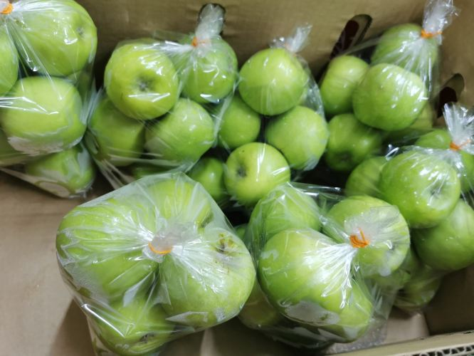 Green apple Africa 150size offer price Rm10/8pcs