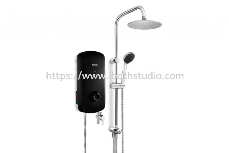 RINNAI REI-B380DP-R-RMB DC PUMP RAIN SHOWER WATER HEATER