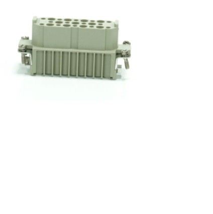 208-4350 - RS PRO Heavy Duty Power Connector Insert, 25 contacts, 10A, Female