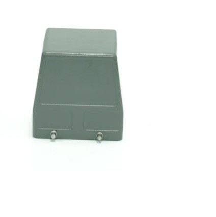 208-4161 - RS PRO Side Entry Heavy Duty Power Connector Hood, Side Mount RS Stock No.: