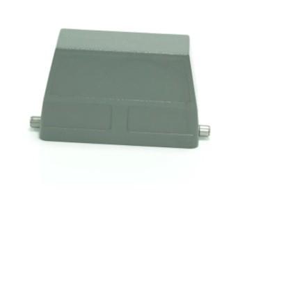 208-3990 - RS PRO Side Entry Heavy Duty Power Connector Hood, Side Mount