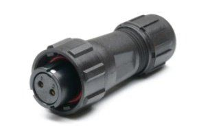 207-2260 - RS PRO Cable Mount Circular Connector, 2 Contacts