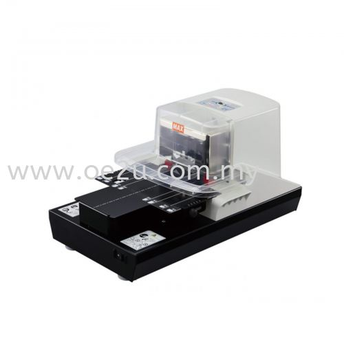MAX EH-110F Heavy-Duty Electric Stapler (Stapling Capacity: 2-110 sheets)