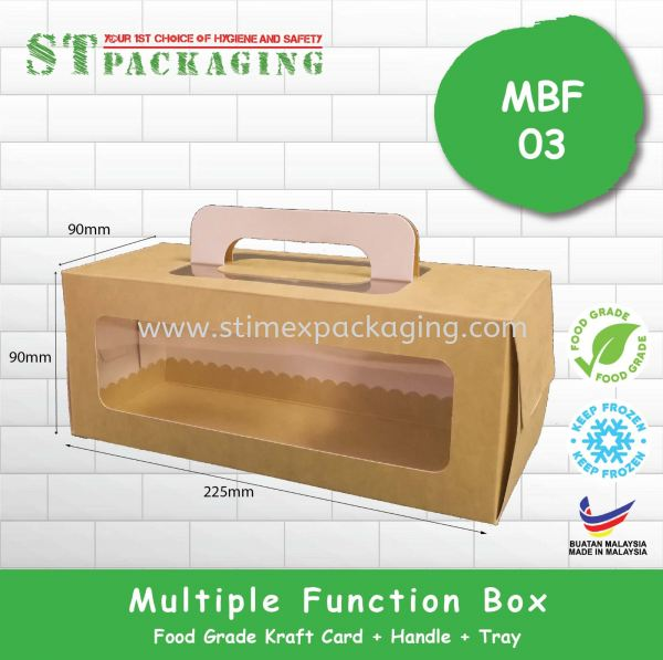 Multiple Functions Box with Handle and Tray @ RM3.00/pc x¡¾15pcs¡¿=