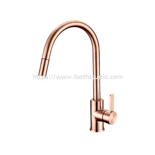 LEVANZO PULLOUT FAUCET 7900RG
