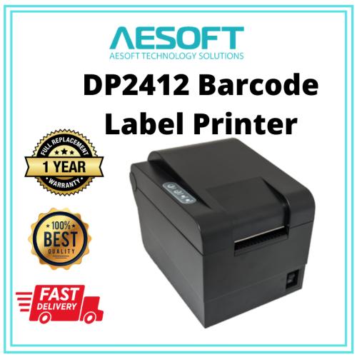DP2412 Barcode Label Printer