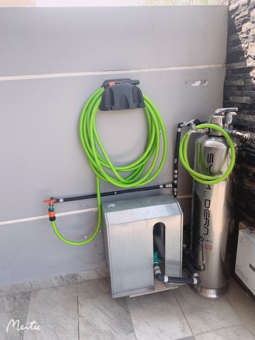 Pump And S/Steel Filter