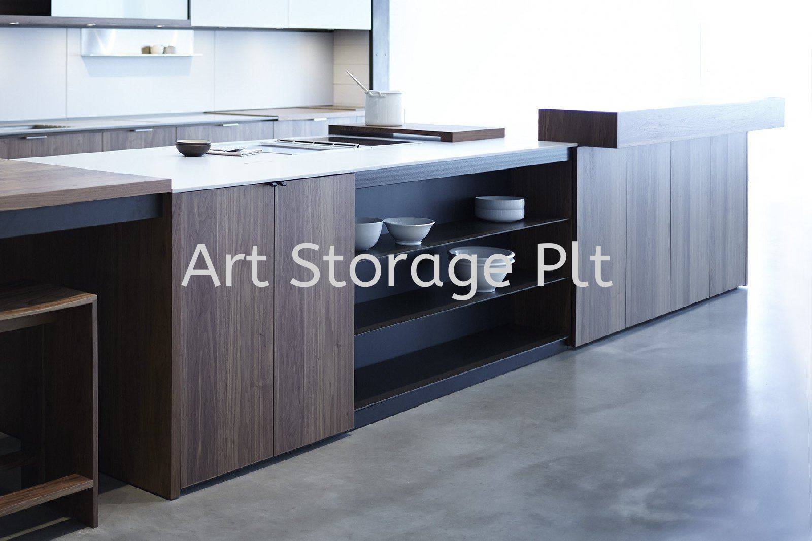 TOP 6 Most Popular Kitchen cabinet Layout Types