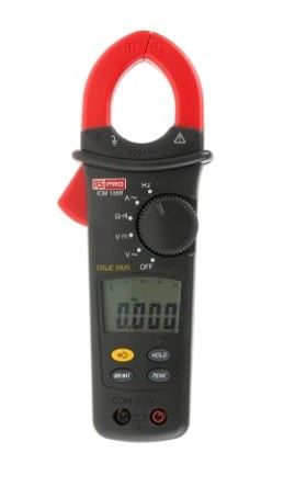 123-3229 - RS PRO ICM135R AC Current Clamp Meter, Max Current 600A ac CAT III 600 V