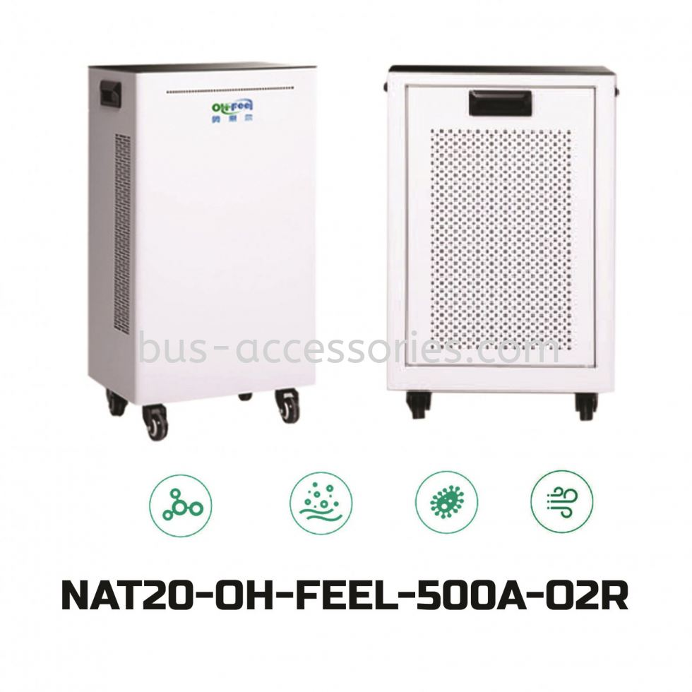 OH-FEEL 500A(Hydroxyl Air Purifier System)