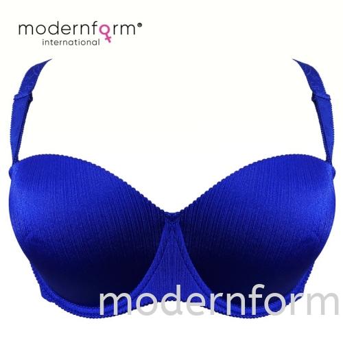 Modernform New Fashion Solid Seamless Underwire Bra Cup B (P1135D)