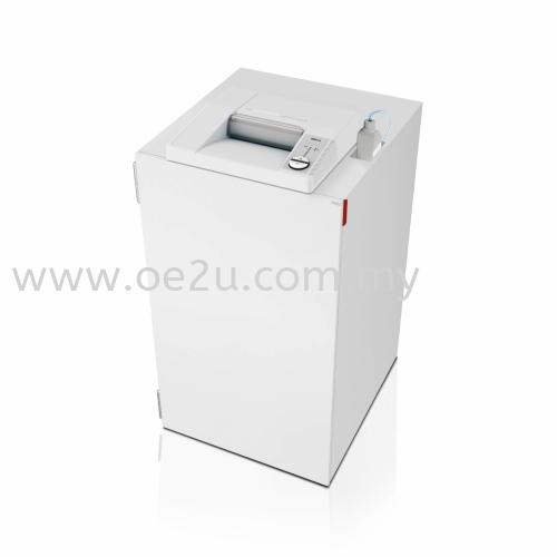 IDEAL 2604 CC JUMBO Auto-Oiler Paper Shredder (Cross Cut: 4x40mm, Bin Capacity: 240 Liters)_Made in Germany