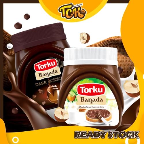 Torku Banada Hazelnut Spread Cream 370g