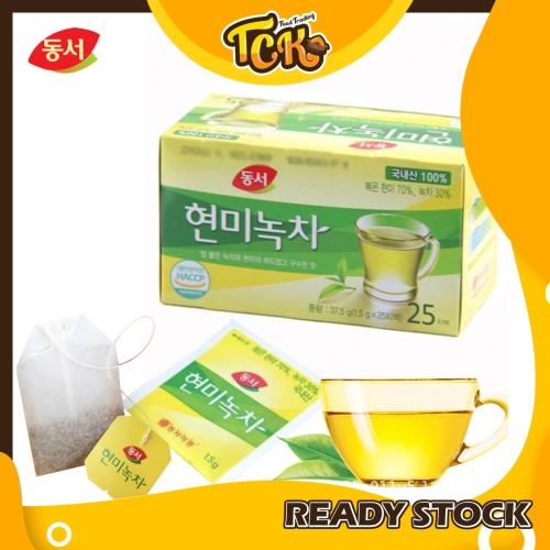 Dongsuh Brown Rice Green Tea (盒装)37.5g