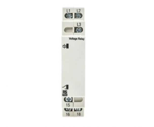 102-6135 - RS PRO Phase, Voltage Monitoring Relay With SPDT Contacts, 3 Phase, Undervoltage