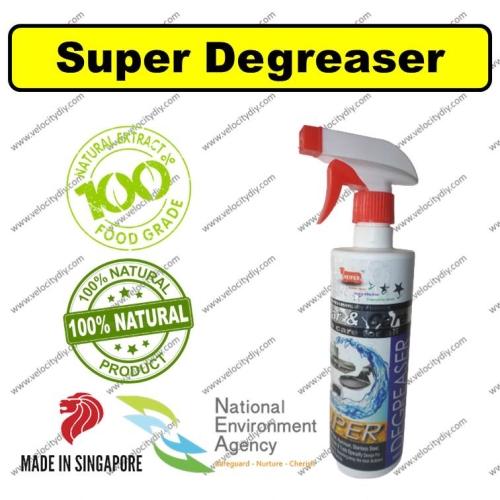 (超级食品级去除油垢喷剂)HEIFER Food Grade Super Degreaser 500ml