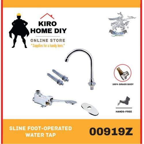 SLINE Foot-Operated Water Tap - 00919Z